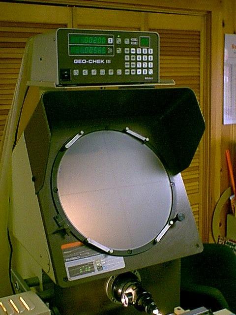 Mitutoyo Profile Projector PH350=240 pixels