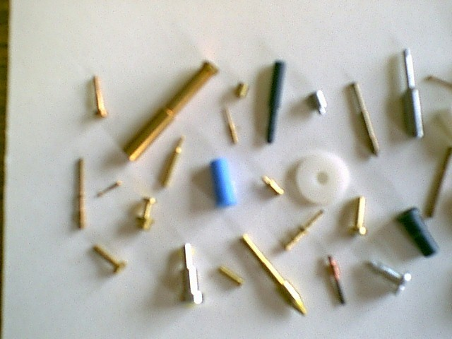 Sample of components manufactured #4 = 240 pixels